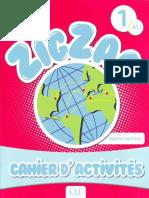 ZigZag 1 Cahier d Activites PDF