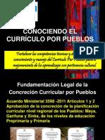 5 Concreción Curricular Por Pueblos