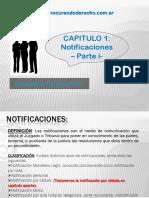 Practica en Notificaciones - Capitulo 1