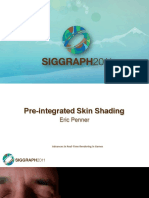 Penner - Pre-Integrated Skin Rendering (Siggraph 2011 Advances in Real-Time Rendering Course)