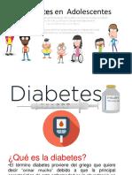 Diabetes en Adolescentes