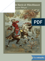 Aventuras Del Baron de Munchhausen - Gottfried August Burger
