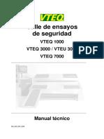 Manual Tecnico de Una Linea Fas Marca Vteq