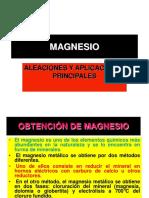Presentación MAGNESIO V