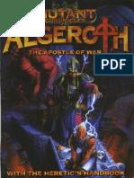 Mutant Chronicles - Algeroth