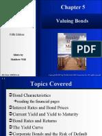 Chap005 Valuaing Bonds