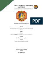 Nelson Roberto Gonzales Guizado Informe Lab2
