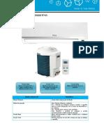 Ft Condicionador de Ar Ph9000tfm5