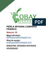 Perla Biviana Cabrera Franco