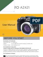 Kodak Manuales
