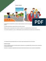 Plan de Área Educación Física, Recreación y Deporte