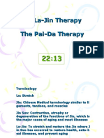 La-Jin-Therapy-and-Pai-Da-Therapy-EnglishChinese.ppt