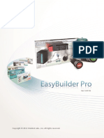 EasyBuilderPro UserManual En