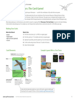 Pterosaurs Cardgame