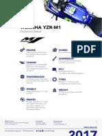 02 2017 Yamaha YZR-M1 Technical Info