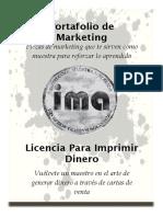 Portafolio de Marketing