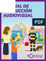 Manual de Producción Audiovisual
