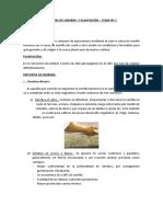 Agrotecnia II Tema Nº 03