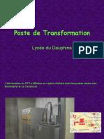 Poste de Transformation