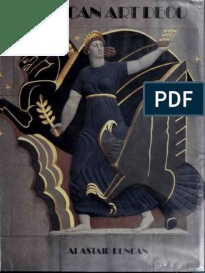 American Art Deco (Art eBook) | Art Deco | Aesthetics