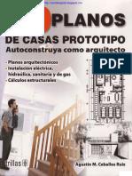 30 Planos de Casas Prototipo