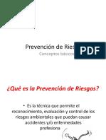 Conceptos Basicos de Prevencion -1