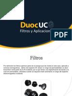 DuocUC Presentación Semana 9 Filtros