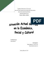 Situación Actual Del País.