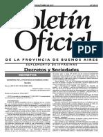 Ley de Honorarios 2017