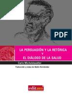 Michelstaedter, Carlo - La Persuasion y La Retorica