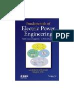 Fundamental Electric