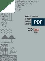 Caderno de Resumos_CIDI2017