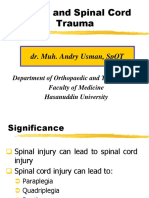 5. Spine & Spinal Cord Trauma