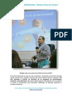 Coaching Empresarial Manejo Eficaz Del Tiempo