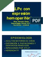 334394460.Síndromes Linfoproliferativos Crónicos Con Expresión Hemoperiférica2013 [Modo de Compatibilidad]
