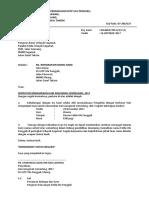 Surat Jemputan Perasmi HAC 2017