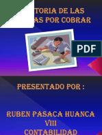las  Cuentas por cobrar.ppt