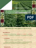 Crecimiento y Desarrollo de Plantas Modificado PDF