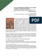 Marco Configuraciones Didácticas Mauricio Pérez Abril