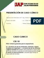 Caso Esquizofrenia Melisa Delgado (2)Ccc