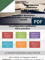 Jean-Pierre Deslauriers Libro de Enfoque y Modelos Educativos