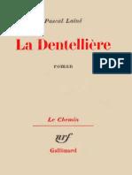 La Dentelliere - Pascal Laine