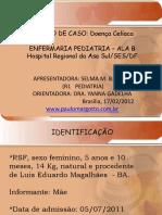 Caso Clinico Doenca Celiaca