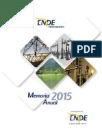 Memoria TDE 2015
