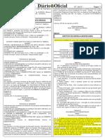 Instrução Normativa Conjunta Sedec-Indea-mt Nº 002-2.015
