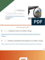Hacking y Python