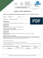 Test Certificate 201304166_progressive Unit On_1525318