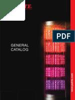 General Catalog 2016