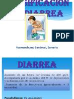 Clases de Diarrea