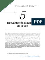 1.- Cap5.- Evaluacion de La Voz. Joseph Stemple